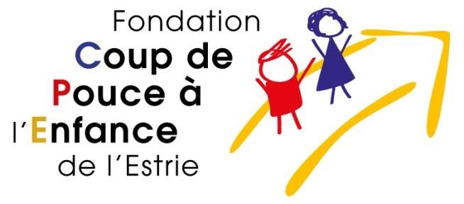 La fondation Coup de pouce à l'enfance met de l'avant certains projets de CPE de la région!!